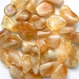 Citrine Tumble Stone